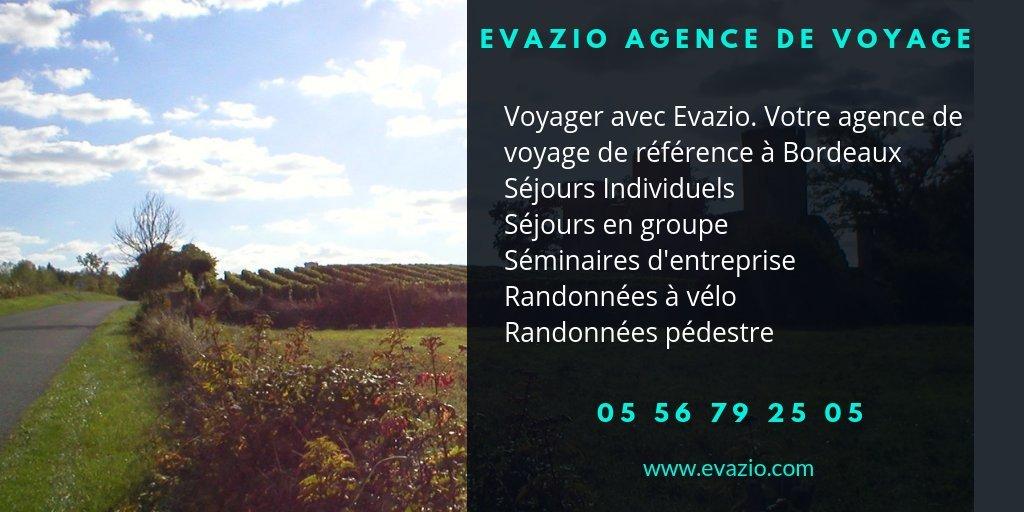 Evazio : agence de voyage à vélo